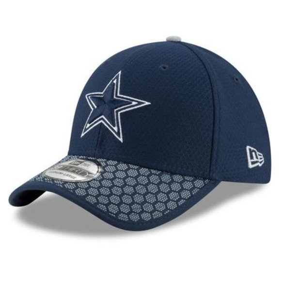 new concept 1fab8 4d0e7 Dallas Cowboys New Era Sideline 59Fifty Fitted Hat